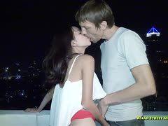 Tourist Thai Weißer fickt Asian Sex